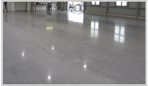 Nos finitions de sousa dallages for Dalle beton finition quartz